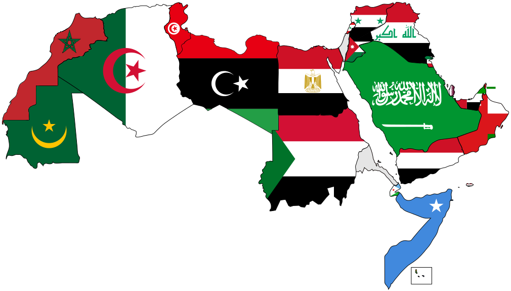 a_map_of_the_arab